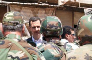 Сиријска војска потуно ослободила Хомс од терориста