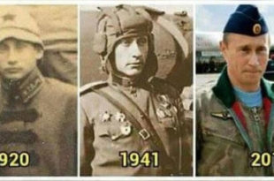 Бесмртни Путин? 2