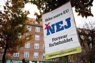 """ШАМАР БРИСЕЛУ: Данска на референдуму рекла """"НЕ"""" Европској унији!"""