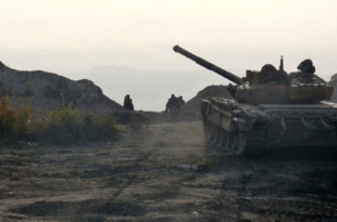 Асадова армија на северу провинције Латакија опколила одред сиријских Турака