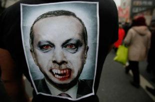 Ердоган над Курдима спроводи политику државног терора