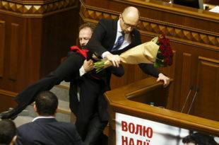 Куме, прихвати ову девојчицу са ружама да је однесемо у Доњецк! (видео)