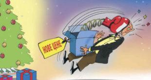 Честитка Вучићевог лоповског режима грађанима Србије: Срећни вам нови порези, цене, таксе и акцизе! 7