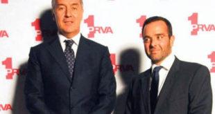 Власник Прве и Б92 састао се у тајности са Милом Ђукановићем