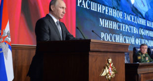 Путин: Уништићемо сваког ко прети руској војсци у Сирији 14