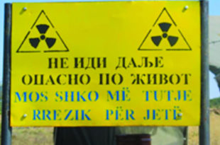 Србија: Рак масовно коси а НАТО плаћеничка фукара објашањава Србима како је осиромашени уранијум уствари мултивитамин 15