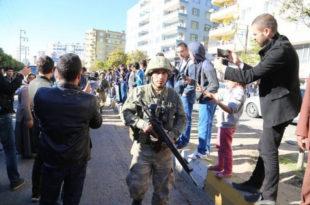 Ердоганова армија пред Курдима морала да напусти неке градове на истоку Турске (видео)
