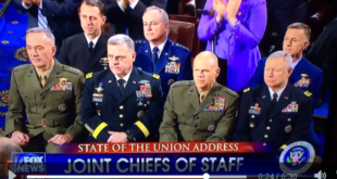 Погледајте реакцију официра америчког генералштаба на Обамину тврдњу да су САД најјача нација на свету (видео) 11