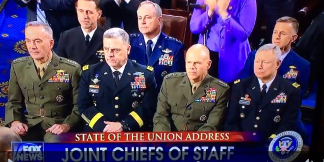 Погледајте реакцију официра америчког генералштаба на Обамину тврдњу да су САД најјача нација на свету (видео)