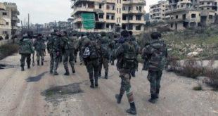 Колапс исламистичког фронта у Латакији, жестоке борбе око Палмире и Алепа (фото, видео) 13