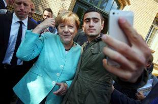 Меркелова наредила полицији да заташкају нападе и силовања Немица од стране арапа иако су силовали девојчице од 14 и 15 година