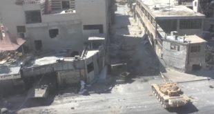 ОФАНЗИВА АСАДА: Борба за Дамаск, уништена упоришта џихадиста у Џобару (видео) 12