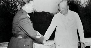 Српски крвник је био Черчил, а не Стаљин