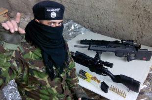 Терористи Исламске државе као плаћеници ратују за украјински фашистички режим (фото) 11
