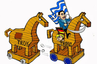Ципрас као тројански коњ светске закулисе избрисао је Грчкој четвртину БДП-а док незапослност вртоглаво расте