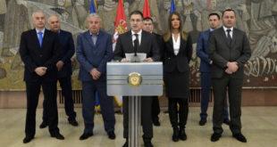 """Власнику """"Беохемиjе"""" Жељку Жунићу и и Боjану Дробњаку, коjи су ухапшени у акциjи """"резач"""", укинут притвор 3"""