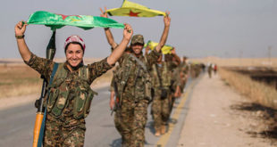 Курди напредују ка турској граници а руски авиони чисте све пред њима 11