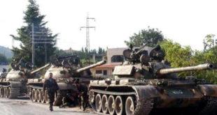 Сиријска армија почела операцију против Туркомана који су убили копилота Су-24 10