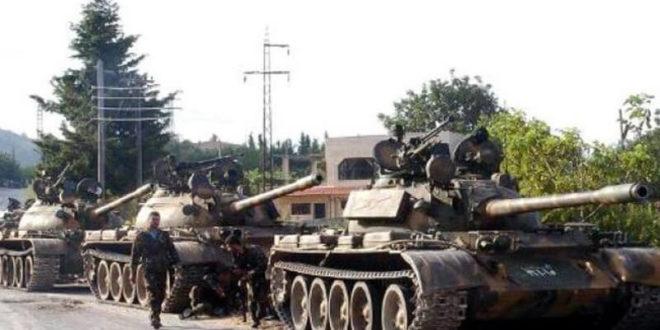 Сиријска армија почела операцију против Туркомана који су убили копилота Су-24 1