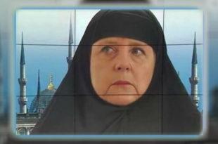 Меркелова не одустаје од намере да ЕУ и Немачку сломи на исламу
