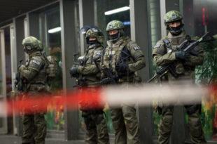 Европски (к)рај - Нова Година уз дуге цеви: имагинарни тероризам