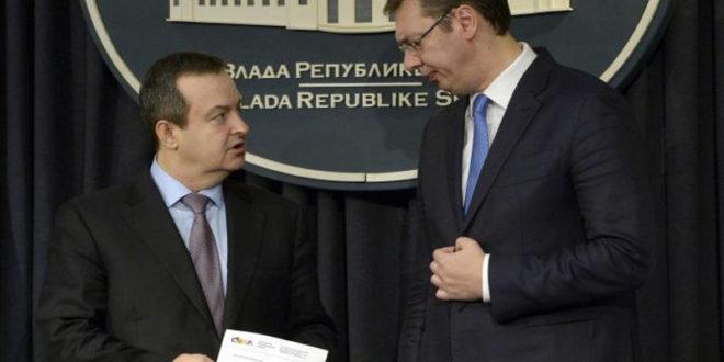 Напредњаци и СПС иду у две колоне на београдске изборе 1