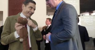 Вучићеви састанци на високом нивоу на Светском економском форуму у Давосу 11