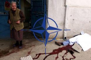 Партнерство НАТО и Србије почело је на нишкој пијаци када сте нам побили народ касетним бомбама!