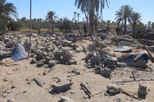 Амерички авиони бомбардовали камп терориста у Либији и убили двоје српских дипломата које је Вучићева банда препустила судбини