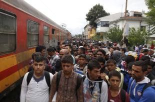 Европске владе под притиском да приме још више избеглица!