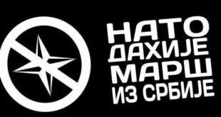 Из Београда поручено: НАТО и НАТО дахије марш из Србије! (видео) 8