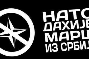 Из Београда поручено: НАТО и НАТО дахије марш из Србије! (видео)