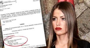 СТОЧАРКА: Дијана Хркаловић из татиног свињца премештена у БИА па у МУП 8
