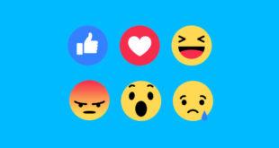 Фејсбук реакције, тотално редизајнирано лајк дугме 5