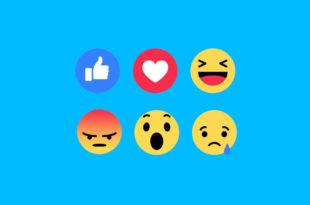 Фејсбук реакције, тотално редизајнирано лајк дугме