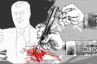 Медији на срском језику прикривају трговину органима и штите Шиптаре у том злочину