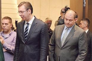 """Шеф кабинета Александра Вучића учествовао на састанку на којем је рудник злата """"Леце"""" предат компанији из УАЕ упркос огромним дуговањима"""