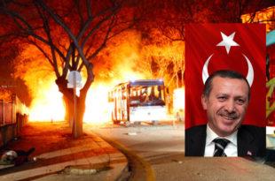 Практични тероризам Ердогана