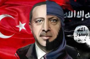Немачка знала да Ердоган подржава терористе
