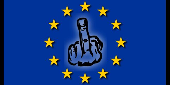 """Слушај бре педерчино норвешка, ево ти """"сигнал"""" који добро разумете у ЕУ"""