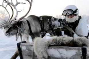 Погледајте тактичку вежбу извиђача руске арктичке бригаде (видео)