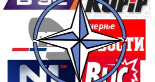 """ЉУДСКИ ОТПАД И ОЛОШ: Српски новинари и медији јуче нису """"клекли"""" већ су се сви одреда НАГУЗИЛИ! 9"""