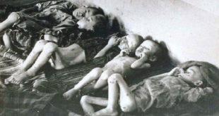 Олошу болесни, Срби су 20. век испратили са концетрационим логорима у којима су им уништавана деца! 2