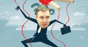 МАРИОНЕТА: Вучић јавно признао да странци одлучују чак и о датуму одржавања избора у Србији! 12