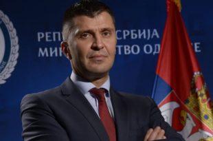 КРИК: Министар одбране Ђорђевић признао да је власник офшор фирме из Делавера