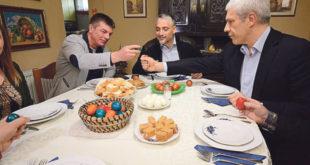 Прослава католичког Ускрса: Борис и Чеда се потуцали 2