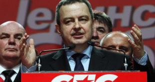 Издао си Милошевића, левицу, раднике, полицију, породицу, Русију, Србију, све си издао и продао! 8