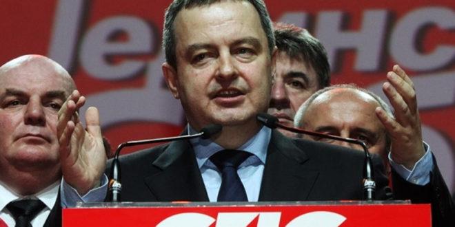 Издао си Милошевића, левицу, раднике, полицију, породицу, Русију, Србију, све си издао и продао! 1