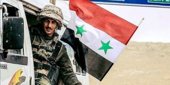 Сиријска војска у потпуности ослободила древни град Палмиру