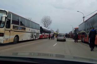 Лесковчани по први пут у Лесковцу - Митинг СНС (видео) 4